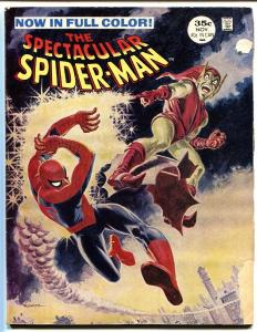 SPECTACULAR SPIDER-MAN #2-1968-vg- -romita art-MAGAZINE SIZE-COLOR