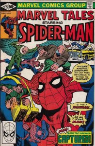 Marvel Tales (2nd Series) #127 VF; Marvel | save on shipping - details inside