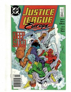 12 Justice League Europe DC Comics # 2 3 4 5 6 7 8 9 10 11 12 13 The Flash HG2
