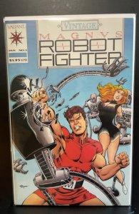 Vintage Magnus Robot Fighter #1 (1992)