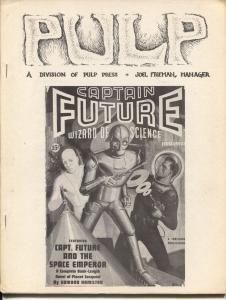 Pulp #3-Summer 1971-Robert Weinberg-Joel Frieman-Steve Riley-FN