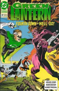 Green Lantern (3rd Series) #37 VF/NM; DC   save on shipping - details inside