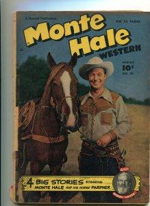Monte Hale Western 39 FR