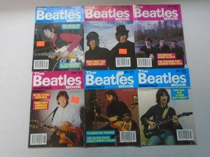 The Beatles Book Monthly magazine lot 17 different issues (1997-98)