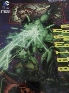 DC Batman Superman #5 Mint The New 52