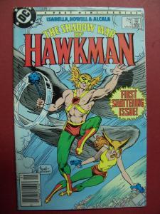 THE SHADOW WAR OF HAWKMAN #1 OF 4 (VF- 7.5)  DC Comics
