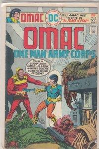 OMAC #8 (1975)