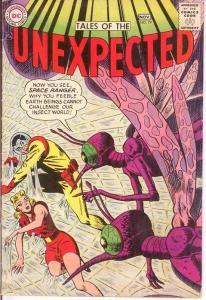 UNEXPECTED (TALES OF) 79 VG   November 1963 COMICS BOOK