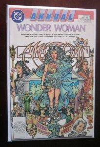 Wonder Woman #1 Annual 8.0 VF (1988) 2nd Series