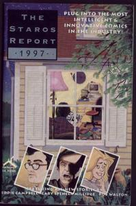STAROS REPORT 1997 new Eddie CAMPBELL great review