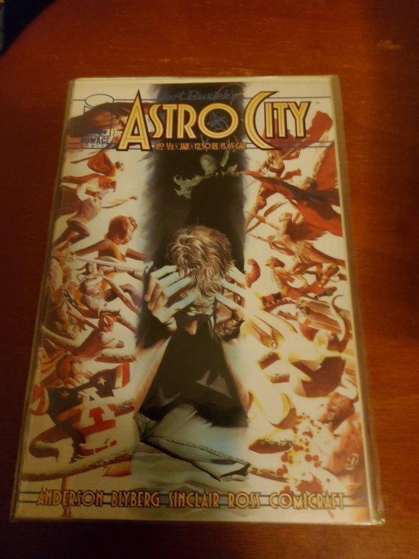 Astro city #1/2