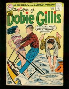 MANY LOVES OF DOBIE GILLIS #8 DWAYNE HICKMAN BOB DENVER G