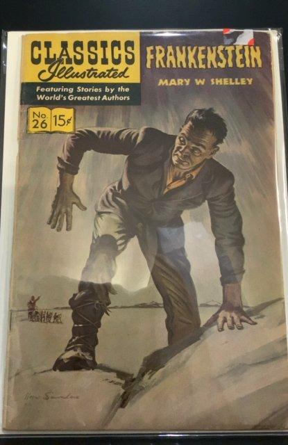 Classics Illustrated #26 (1945)