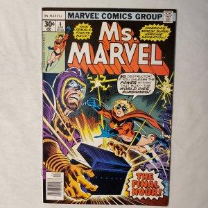 Ms. Marvel #4 (1977) VF