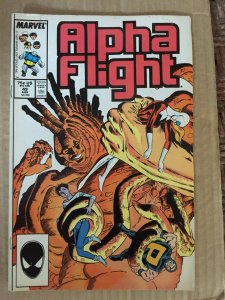 Alpha Flight #49