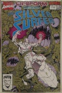 Silver Surfer Annual #3 NM