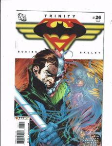 8 Trinity DC Comics # 26 27 28 29 30 31 32 33 Batman Wonder Woman Superman J212