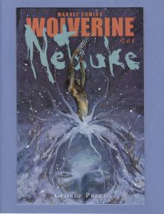 Wolverine Netsuke #2 NM-