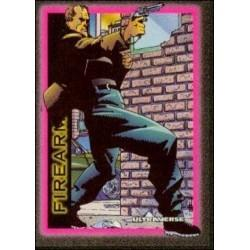 1993 Skybox Ultraverse: Series 1 FIREARM #83