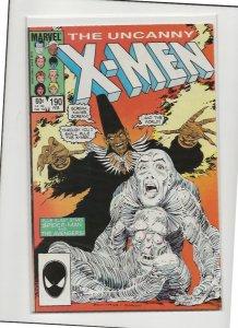 The Uncanny X-Men #190 (1985)