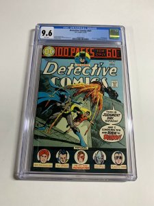 Detective Comics 441 Cgc 9.6  White Pages Dc Comics Batman Bronze
