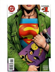 12 Supergirl DC Comics # 1 2 3 4 5 6 7 8 9 10 11 12 GK22