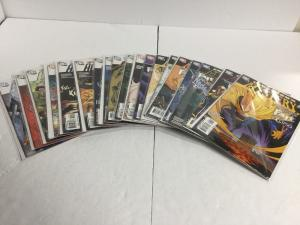 52 Countdown Final Crisis With Tie-in's Complete Lot Set Run Nm Near Mint DC  IK