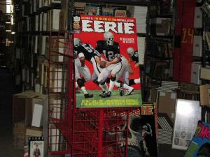 EERIE 79  Ken Kelly  Death in Cleats Footbal poster