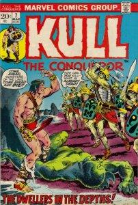 Kull The Conqueror #7 (ungraded) stock photo ID# B-10
