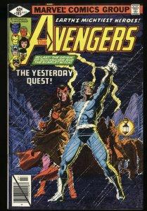 The Avengers #185 (1979) Scarlett Witch Origin!
