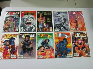 Terminator Lot, (25 Different) 8.0 VF