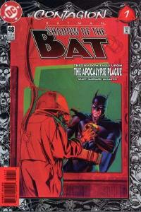 Batman: Shadow of the Bat #48, NM (Stock photo)