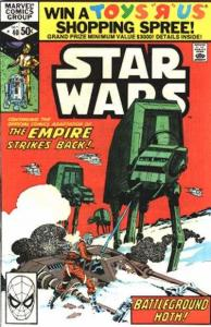 Star Wars (1977 series) #40, VF (Stock photo)