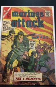 Marines Attack #5 (1965)