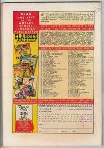 Classics Illustrated #85 (Jul-51) VF High-Grade