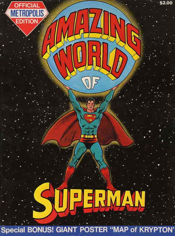 Amazing World of Superman #1 FN; DC | save on shipping - details inside