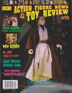Action Figure News And Toy Review #72 VF/NM; Lee | save on shipping - details in