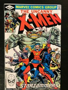 Uncanny X-Men 156 - Brood Saga
