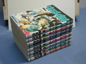 HYPER POLICE MANGA Issues #1-7 & 9 MEE DRAGON COMICS RARE 2003 Natsuki Sakura