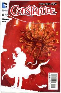 CONSTANTINE #15, NM, John, Hellblazer, 2013, New 52 DC, more in store