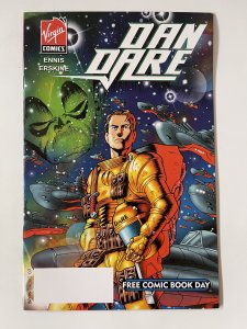 Dan Dare Free Comic Book Day #1  - NM+  (2008)
