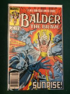 Balder The Brave #4 of 4