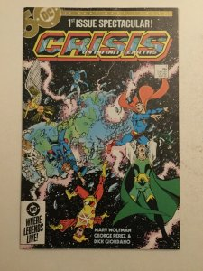 Crisis On Infinite Earths 1 Nm- Near Mint- 9.2 Dc