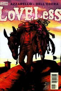 Loveless #19, VF+ (Stock photo)