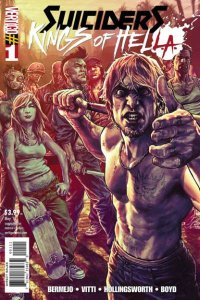 Suiciders: Kings of HelL.A. #1, NM + (Stock photo)
