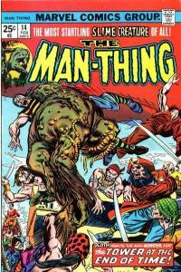 Man-Thing (1974 series) #14, VF- (Stock photo)