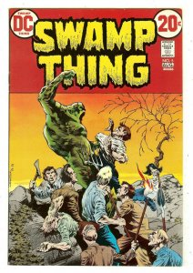 Swamp Thing 5   Wrightson
