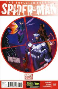 Superior Foes of Spider-Man, The #2 VF; Marvel   save on shipping - details insi