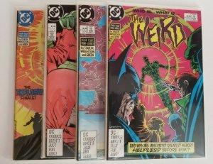 THE WEIRD # 1, 2, 3 & 4 (Full Set) - NM Jim STARLIN / Berni WRIGHTSON 1988