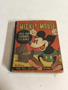 Mickey Mouse Sails For Treasure Island 5.0 Big Little Book Premium No Ads Number